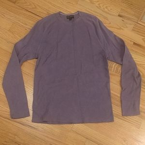 Banana Republic long sleeve tee